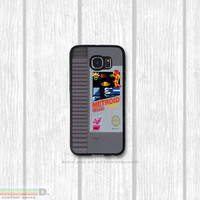 NES Cartridge, Many Games To Choose, Custom Phone Case for Galaxy S4, S5, S6