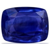 10.70 Carat Untreated Loose Sapphire Cushion Cut (GIA Certificate)