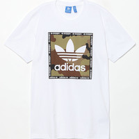 adidas Camo Box T-Shirt at PacSun.com