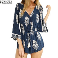 Summers Playsuit