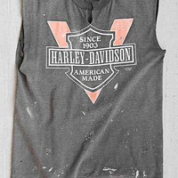 Vintage Harley Davidson Muscle Tee- Assorted One