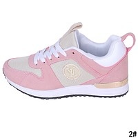 Louis Vuitton LV Popular Women Men Casual Shoes Sneakers 2#