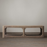 Martens Rectangular Large Coffee Table