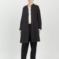 Long Square Jacket by Black Crane- La Garçonne