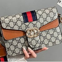 New hot selling all-match single-shoulder diagonal trendy small square bag women