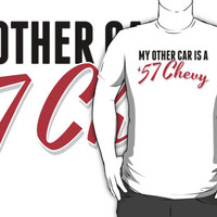 Limited Edition 'My Other Car is a '57 Chevy' Collector's T-Shirt