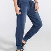FULL TILT French Terry Washed Womens Jogger Pants | Pants & Joggers