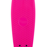 "Penny 22"" Pink Mini Longboard Deck (Deck Only) 