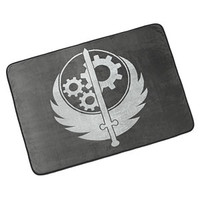 Fallout 4 Brotherhood of Steel Fleece Blanket