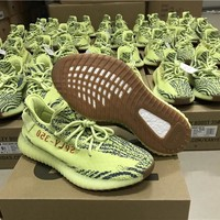 Adidas Yeezy Boost V2 Frozen Yellow | Best Deal Online