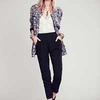 Free People Womens Easy Pleat Pant