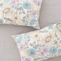 Magical Thinking Tilda Floral Pillowcase Set