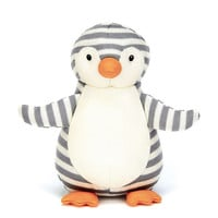 Jellycat Shiver Penguin Chime 9""