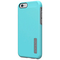 Incipio DualPro Case Cover for Apple iPhone 6 (Light Blue/Cool Gray) - IPH-1179-BLUGRY