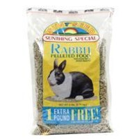 Sunseed Company - Sun Basics Pet Rabbit Pellets