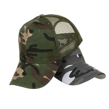 Trendy Winter Jacket 2018 high Quality Baseball cap Women Men 2018 Snapback Hat Hip-Hop Hat Camouflage Summer Mesh Fall Cotton girl Gift  AT_92_12