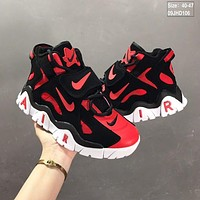 Nike Air Barrage Mid QS Black/Red