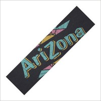 Arizona Drink Logo 23cm 84cm Skateboard Deck Griptape Non-slip Waterproof Anti-tear Hard-Wearing Sandpaper