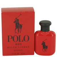 Polo Red by Ralph Lauren Eau De Toilette .5 oz (Men)