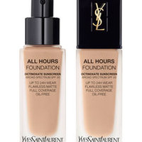 All Hours Full Coverage Matte Foundation | YSL
