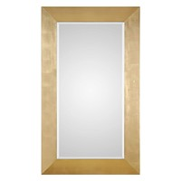 Chaney Gold Mirror