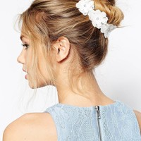 ASOS Lace Flower Hair Combs