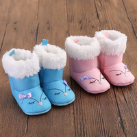 Shoes Baby Cotton Boots [6048733697]