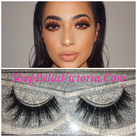 Paris- 3D Mink Luxe Reusable Eyelashes