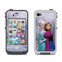 Anna and Elsa by Frozen | DecalGirl