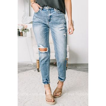 Sassy Chassy Relaxed Fit Jeans