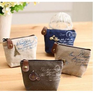 Fashionable Vintage Coin Purse