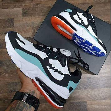 NIKE AIR MAX 270 REACT cushion jogging shoes