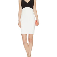 Booker Colorblock Sheath Dress
