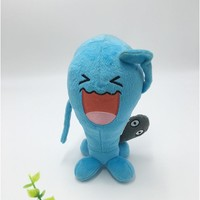 "7.8"" Wobbuffet Pokemon Plush"