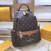 Louis Vuitton LV large-capacity fashion trend backpack bag