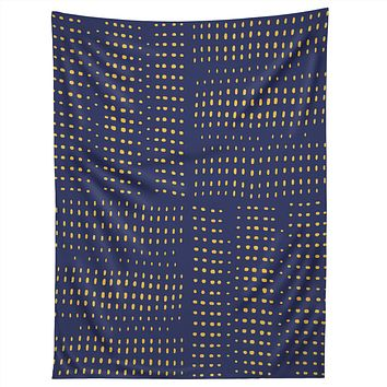 Zoe Wodarz Summer Porch Blue Tapestry