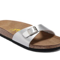 Men's and Women's BIRKENSTOCK sandals Madrid Birko-Flor 632632288-046