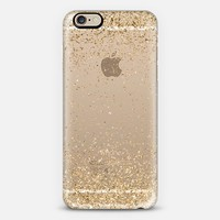 Gold Sparkly Glitter Burst iPhone 6s case by Organic Saturation | Casetify