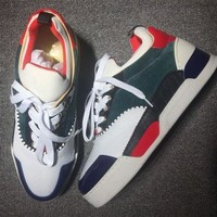 DCCK Cl Christian Louboutin Style #2119 Sneakers Fashion Shoes