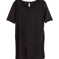 H&M Jersey Top with Slits $12.95
