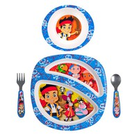 Disney Jake and the Neverland Pirates 4-pc. Feeding Set by The First Years