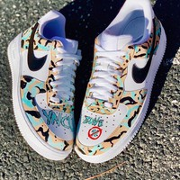 NIKE Men Air Force1 Skate shoes