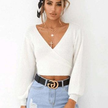 Dimari Sweater Top