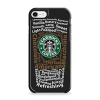 Starbucks Typography Logo iPhone 6 Plus | iPhone 6S Plus Case