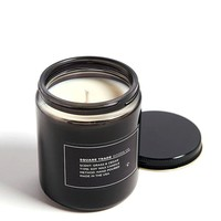 Grass & Cedar Scented Soy Candle (8oz)