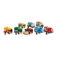 Brio Vehicle Assortment (Colors/Styles Vary)