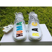 NMD Human Race Colorful Size 36-46