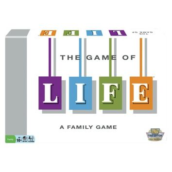 Winning Moves The Game of Life® Classic Edition