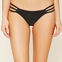Caged Cheeky Bikini Bottoms   Forever 21 - 2000151258