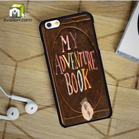 My Adventure Book Up iPhone 6 Case by Avallen